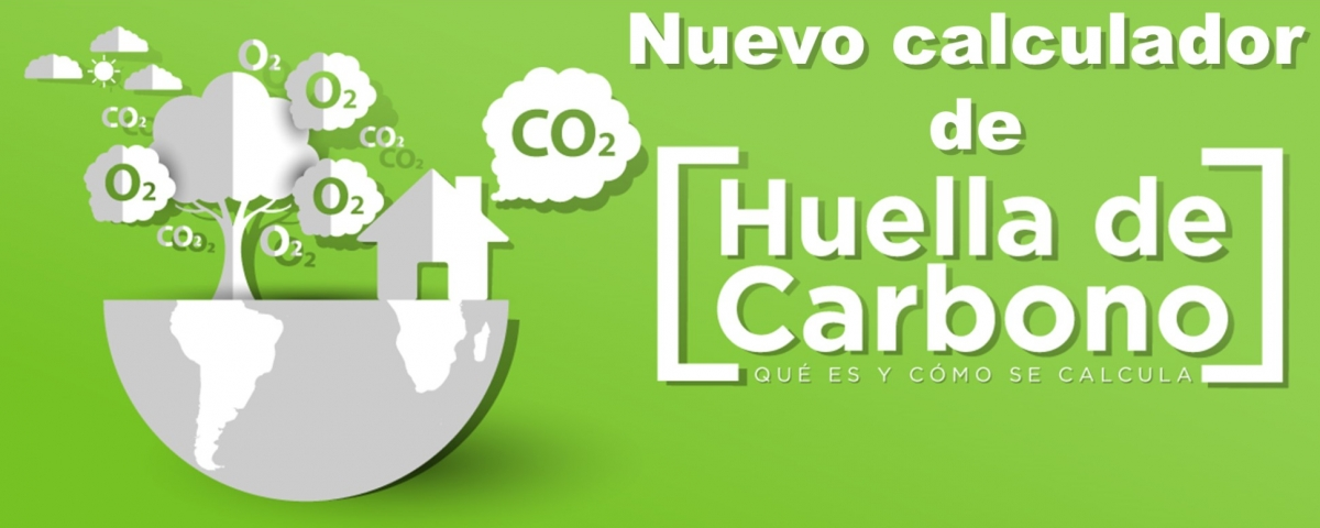 Banner home Huella CO2